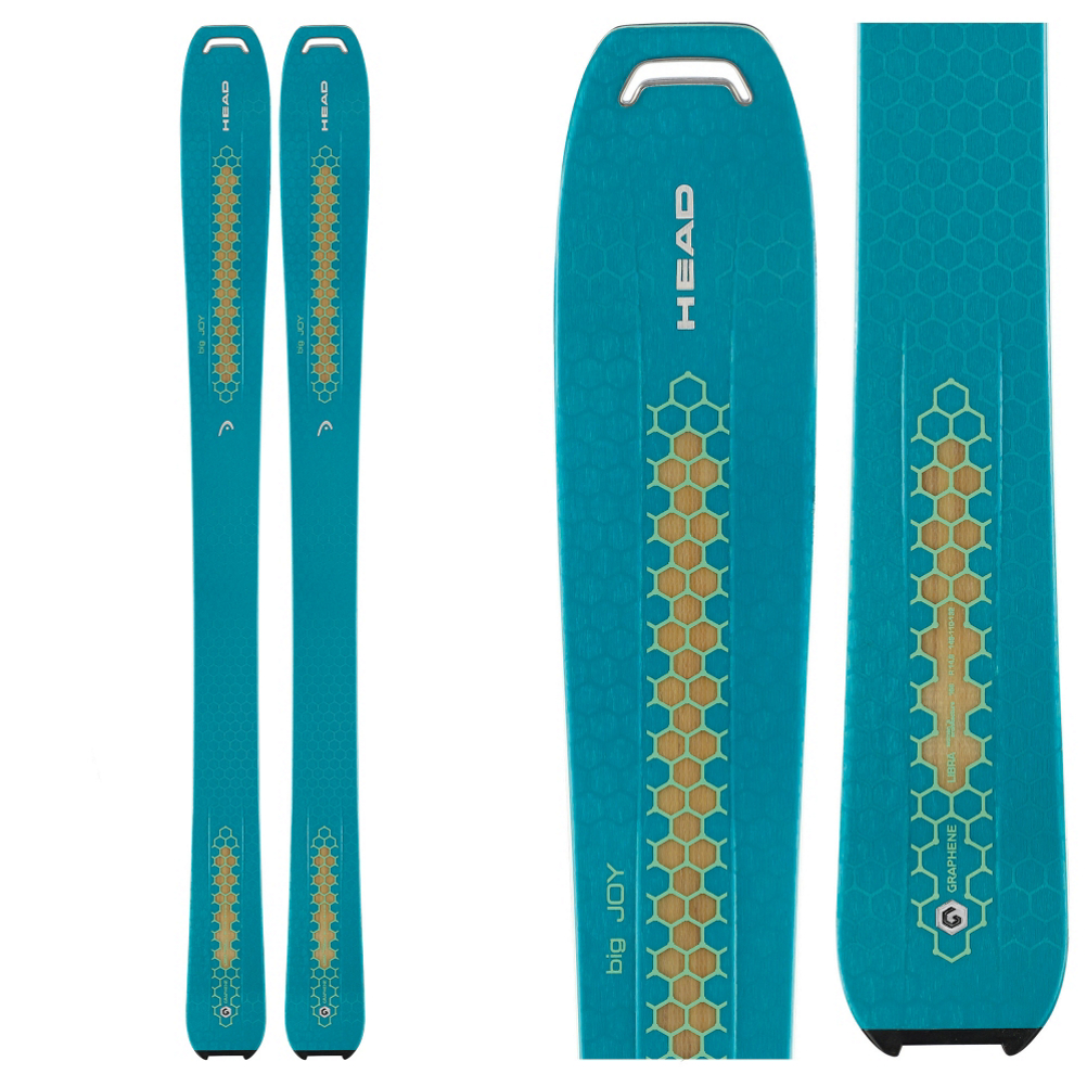 Head Big Joy Womens Skis