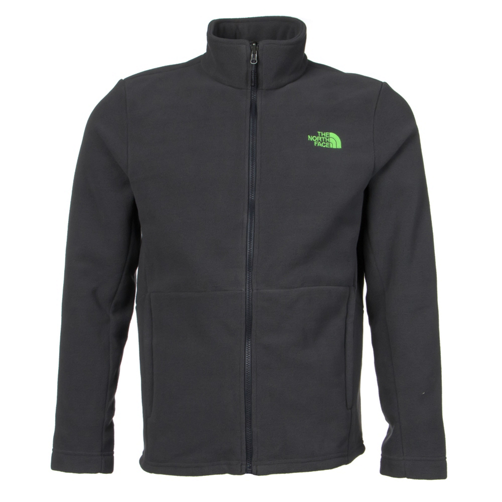 the north face khumbu 2 mens jacket- Save 43% Off - Perfect for solo use or a layering piece comes The North Face Khumbu 2 Fleece Jacket.  Perfect for cold weather adventures, The North Face Khumbu 2 Jacket is warm and cozy. This midweight fleece is soft to the touch and provides plenty of warmth whether you're out on the trails or just running errands in town. A full zip front and cinch cord hem help to stop those cold winds from blowing at your core while secure zip hand pockets will keep your digits nice and warm. Naturally moisture wicking, the fleece moves sweat and wetness away from your skin keeping you dry and comfortable. The Khumbu 2 from The North Face is ideal for wearing alone in mild weather, but when the temperature drops you can easily use this as a layering piece for added warmth. The zip-in-integration system allows you to connect with complementing North Face garments for maximum heat retention and storm protection.  Relaxed Fit,  Zip In Compatible Integration with Complementing Garments from The North Face,  Secure Zip Hand Pockets,  Hem Cinch Cord,  Type: Fleece, Jacket Fit: Regular, Insulation Type: Fleece, Recommended Use: Casual, Sun Protection: No, Antimicrobial: No, Anti Odor: No, Insect Repellent: No, Quick Drying: No, Moisture Wicking: Yes, Windproof: No, Anti Wrinkle: No, How Does This Fit?: True To Size, Warmth Factor: Warm, Water Resistant: No, Wind Protection: No, Waterproof Zippers: No, Breathability: Not Specified, Waterproof: None, Length: Medium, Race: No, Battery Heated: No, Warranty: Lifetime, Breathability Rating: Not Specified, Waterproof Rating: N/A, Taped Seams: None, Insulation Weight: 275 Grams, Exterior Material: Polyester Fleece, GTIN: 0888655449548, Model Number: NF00CUG103B-M, Shipping Restriction: This item is not available for shipment outside of the United States., Product ID: 396443, Model Year: 2017