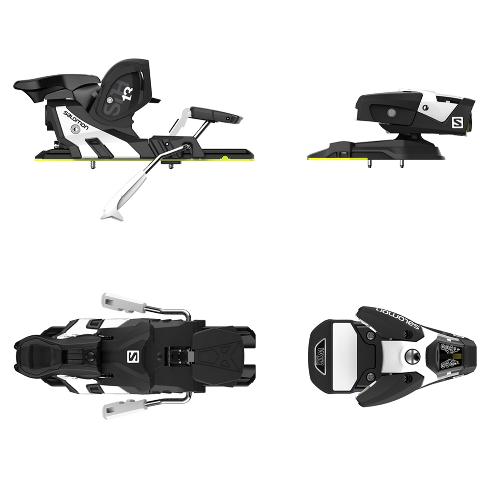 Salomon STH2 WTR 13 Ski Bindings 2017