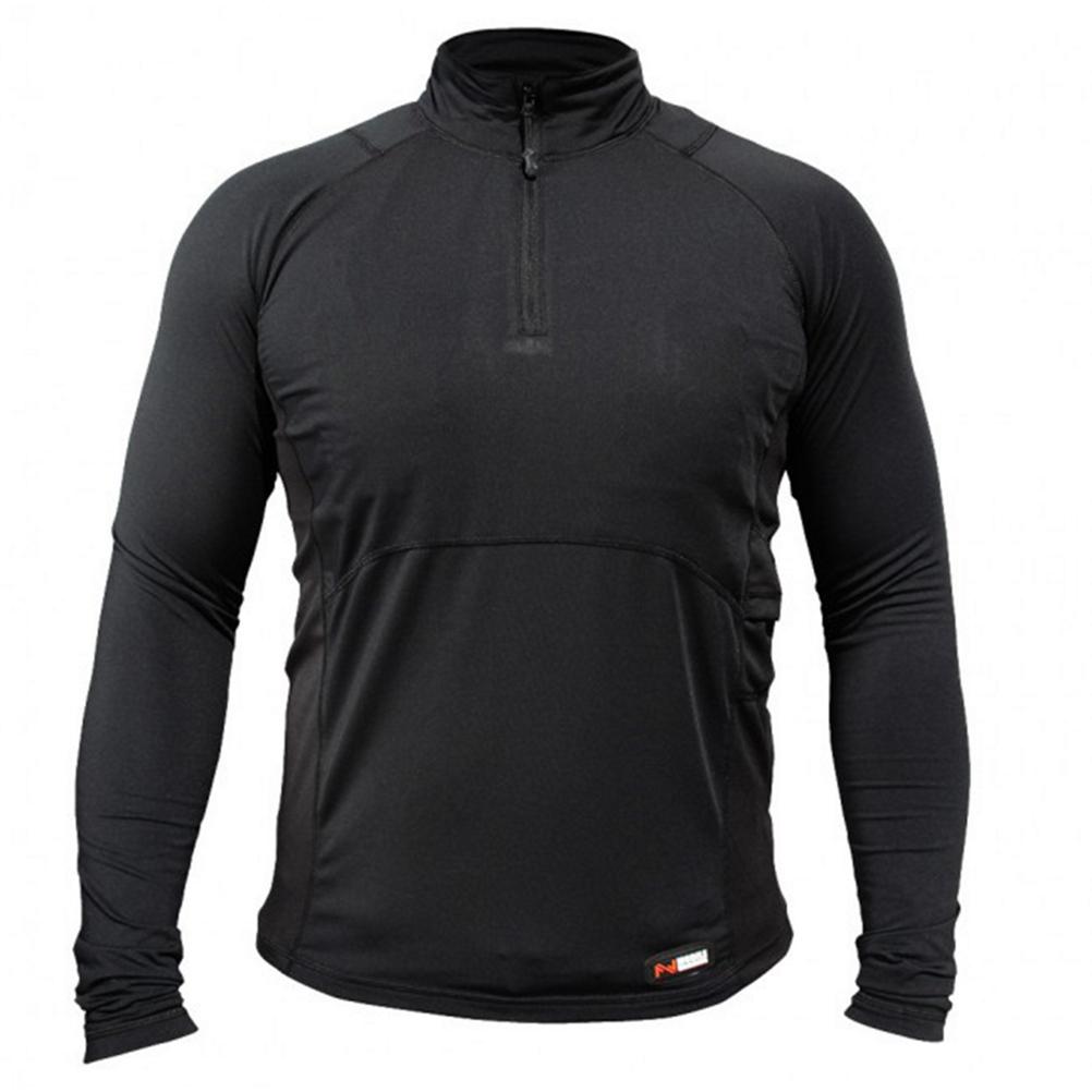 Mobile Warming Gear Longmen Crew Neck Mens Long Underwear Top 398179999