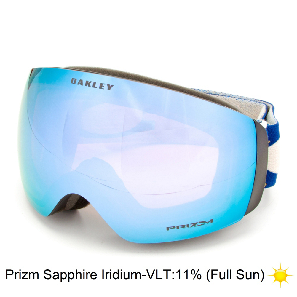 6298592277fe ... UPC 888392078056 product image for Oakley Flight Deck XM Prizm Goggles  2016 upcitemdb.com .