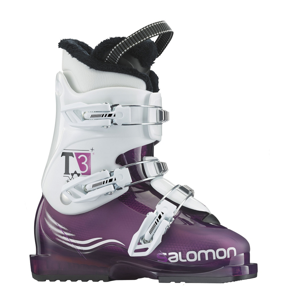 Salomon T3 Girlie RT Girls Ski Boots