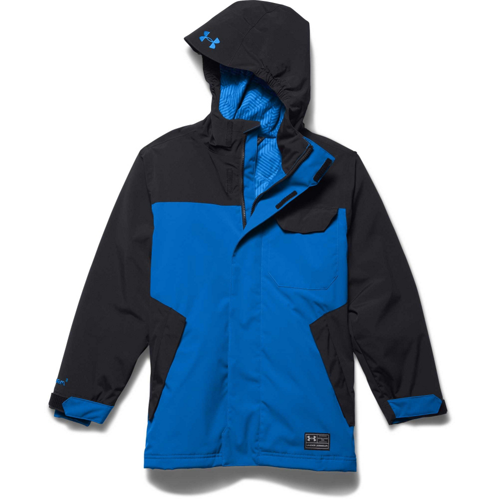 Under Armour ColdGear Infrared Hacker Boys Ski Jacket