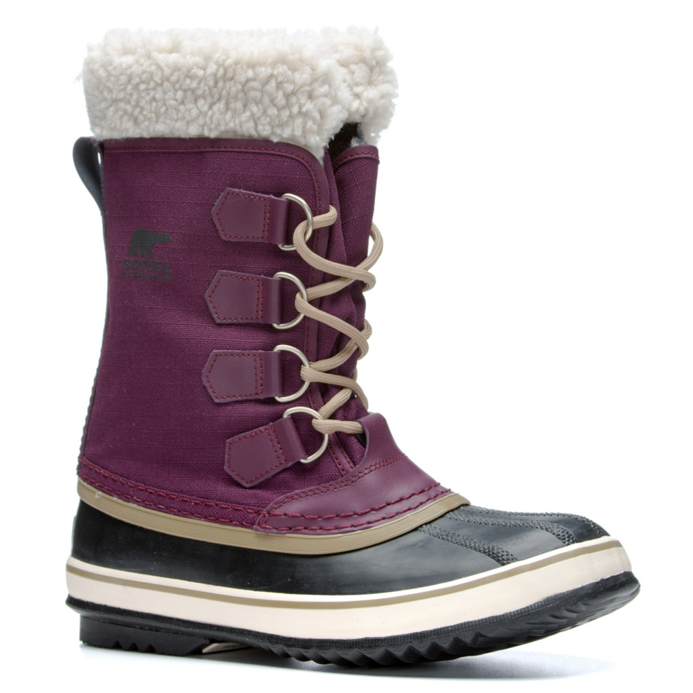 sorel winter carnival womens boots- Save 39% Off - Designed in the archetypal Sorel look comes the Winter Carnival boots.  These boots are designed with a waterproof nylon upper that will keep your feet nice and dry.  The Winter Carnival is filled with 6mm Sherpa Pile insulation that will keep your feet toasty warm.  The vulcanized rubber shell of the Sorel Winter Carnival boots will give you a decent grip in all weather conditions.  Removable 6mm Washable, Recycled Felt InnerBoot with Sherpa Pile Snow Cuff,  2.5mm Bonded Felt Frost Ring Midsole,  Herringbone Outsole,  Warranty: One Year, Waterproof: Yes, Material: Waterproof Nylon, Type: Boot, Insulated: Yes, Sole Material: Handcrafted Waterproof Vulcanized Rubber, Model Year: 2017, Product ID: 401673, Model Number: 1308911562 7.0, GTIN: 0888664532644