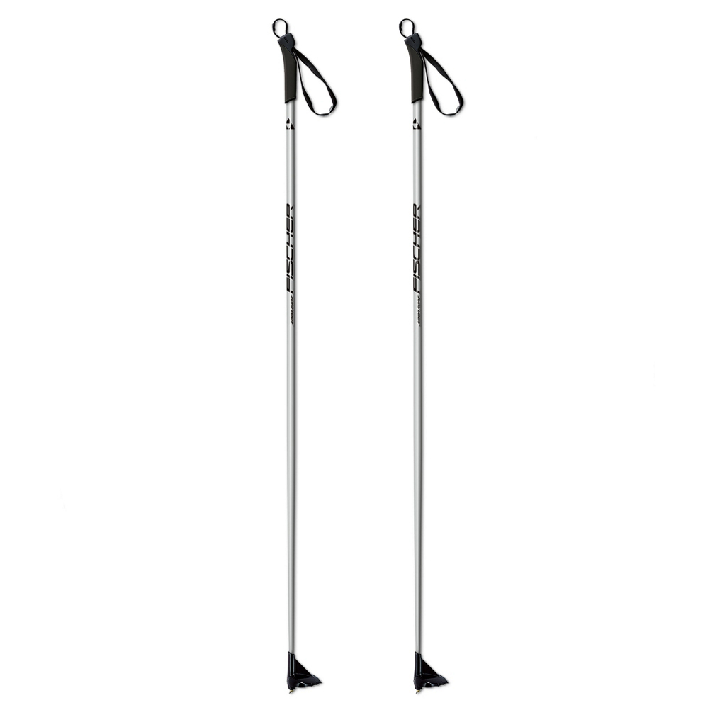 Fischer Junior Fibre Junior Cross Country Ski Poles 2017