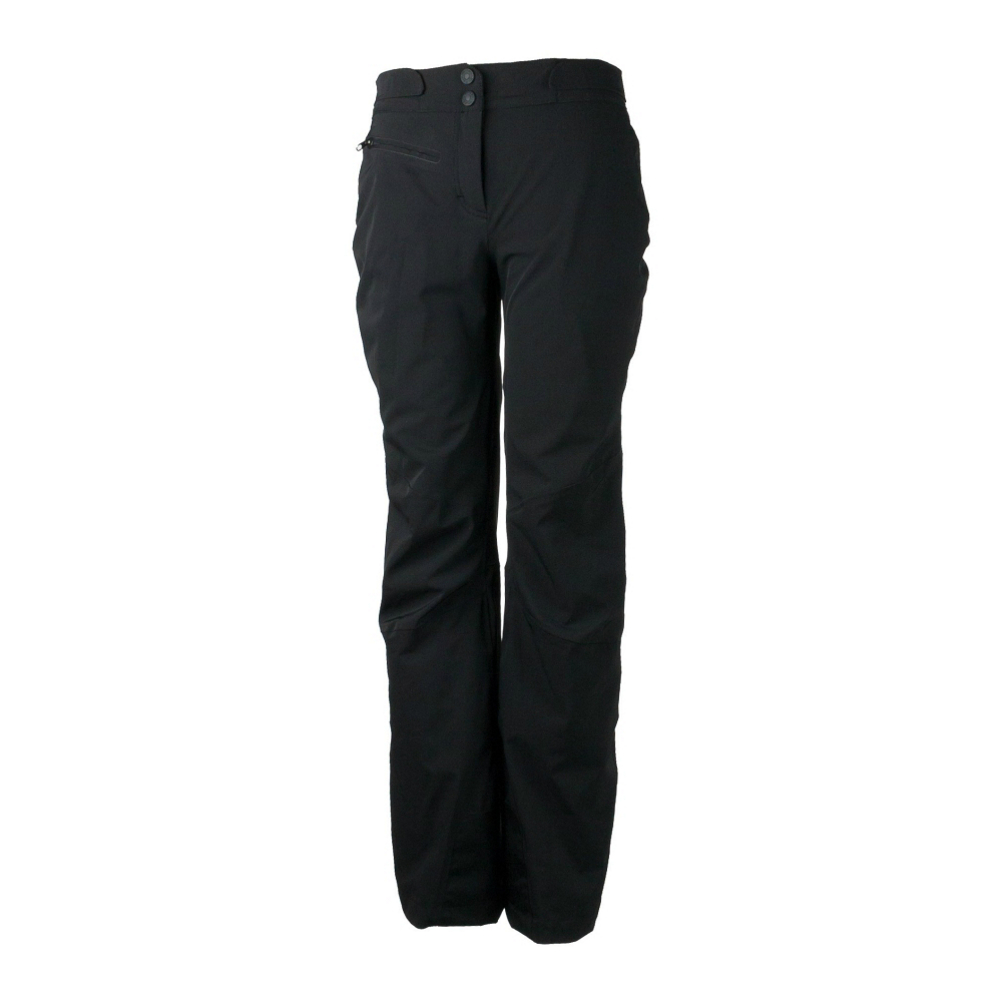 obermeyer warrior (short) womens ski pants- Save 49% Off - The Obermeyer Warrior Pants are a highly technical ski pant for highly active athletes. The 20k/10k waterproof breathable fabric provides high protection from snow and rain while still maintaining a comfortable level of dryness inside. The stretch core lining allows for an active range of motion, eliminating restriction and discomfort. They have an adjustable waist with a brushed lining for the perfect fit and absolute comfort and provide a number of secure zippered pocket to store your valuables.  Fully Seam Sealed,  20k/10k Waterproof Breathable,  Full-Motion Stretch Core Lining,  Powder Cuffs,  Articulated Knees,  Reinforced Seat and Knees,  Exterior Material: HydroBlock Elite 90% Polyester 10% Dermizax DX, Insulation Weight: 40gm Thinsulate Platinum Flex, Taped Seams: Fully Taped, Waterproof Rating: 20,000mm, Breathability Rating: 20,000g, Full Zip Sides: No, Thigh Zip Venting: No, Suspenders: None, Articulated Knee: Yes, Low Rise: No, Warranty: Lifetime, Race: No, Waterproof: High Waterproofing (15,001 - 20,000mm), Breathability: High Breathability (15,001 - 20,000g), Type: Insulated, Pant Fit: Regular, Lining Material: Nylon Blend, Waist: Adjustable, Warmth Factor: Warm, How Does This Fit?: True To Size, Inseam: 27 in-30 in, Model Year: 2016, Product ID: 405020, Model Number: 15006-009-4S, GTIN: 0888555088151
