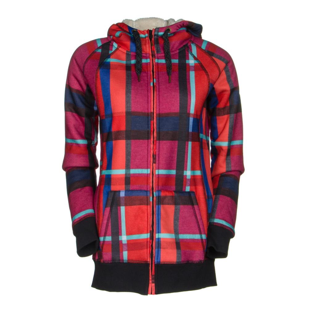 Roxy Resin Bonded Sherpa Womens Hoodie 408465999