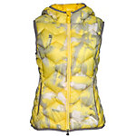 Mountain Force Hooded Down Womens Vest