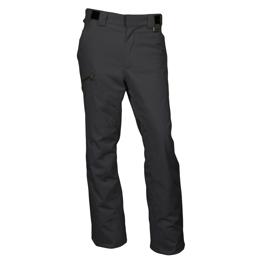 karbon silver pant short mens ski pants- Save 39% Off - Get a high quality pair of snow pants with the Karbon Silver Pant Trim. These pants have been designed to keep you warm, dry and comfortable thanks to its 20k waterproof and breathable rating and combined with Thermore insulation. There is added weather protection thanks to its fully sealed seams and removable hood. The Quadra Stretch fabric moves with you to give you unrestricted movement so you stay nice and comfortable. The Silver Trim aspect gives you a trimmer silhouette throughout the hip, thigh and knee for a secure and comfortable fit. Rounding out the awesomeness of the Karbon Silver Pant Trim is the double fabric scuff guard which will allow you wear these in all weather conditions.  These pants come 2 inches shorter for the shorter fella.  Thermore Insulation,  Zippered Front Fly with Double Snap and Velcro,  Inner Waterproof Snow Cuff with Velcro and Snap Closure,  Double Fabric Scuff Guard,  Trimmer Leg Silhouette throughout Hip, Thigh and Knee,  2in Shorter in Length,  Exterior Material: Quadra Stretch Fabric with Karbonite, Insulation Weight: 40 Grams, Taped Seams: Fully Taped, Waterproof Rating: 20,000mm, Breathability Rating: 20,000g, Full Zip Sides: No, Thigh Zip Venting: No, Suspenders: None, Articulated Knee: Yes, Warranty: Other, Race: No, Waterproof: High Waterproofing (15,001 - 20,000mm), Breathability: High Breathability (15,001 - 20,000g), Type: Insulated, Pant Fit: Regular, Lining Material: Polyester, Waist: Adjustable, Warmth Factor: Warm, How Does This Fit?: True To Size, Inseam: 32 in, Model Year: 2016, Product ID: 409414, Model Number: K5129S C S, GTIN: 0775077001921