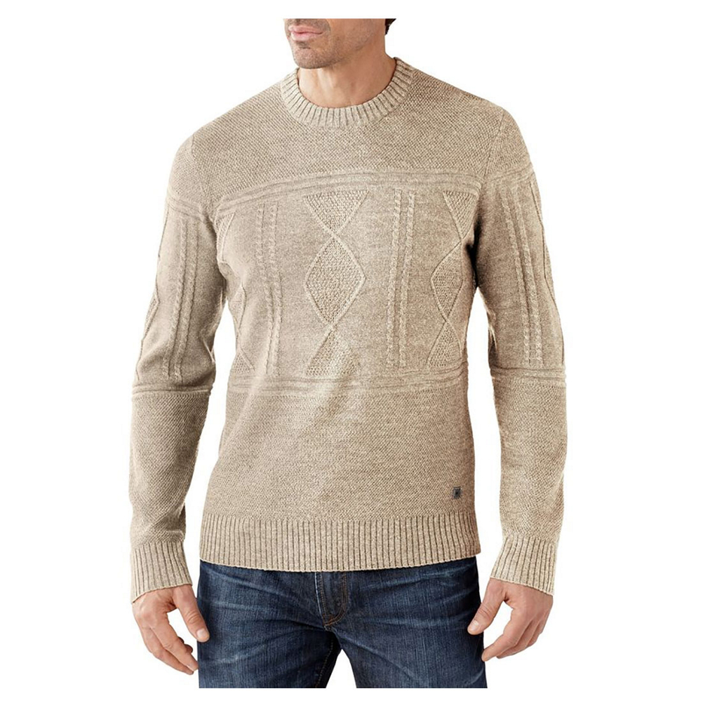 SmartWool Cheyenne Creek Cable Mens Sweater