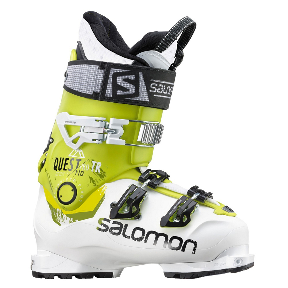 Salomon Quest Pro TR 110 Alpine Touring Boot