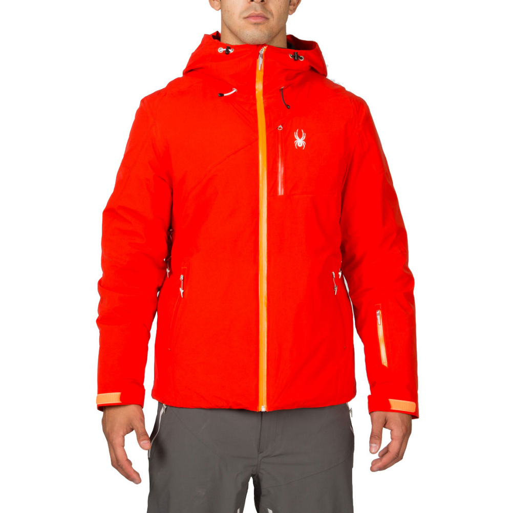 Spyder Pryme Mens Insulated Ski Jacket