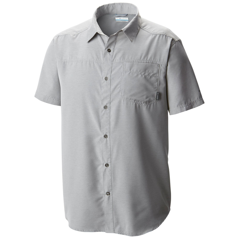Columbia Pilsner Peak Short Sleeve Mens Mens Shirt