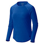 Mountain Hardwear Mighty Stripe Long Sleeve Womens Shirt