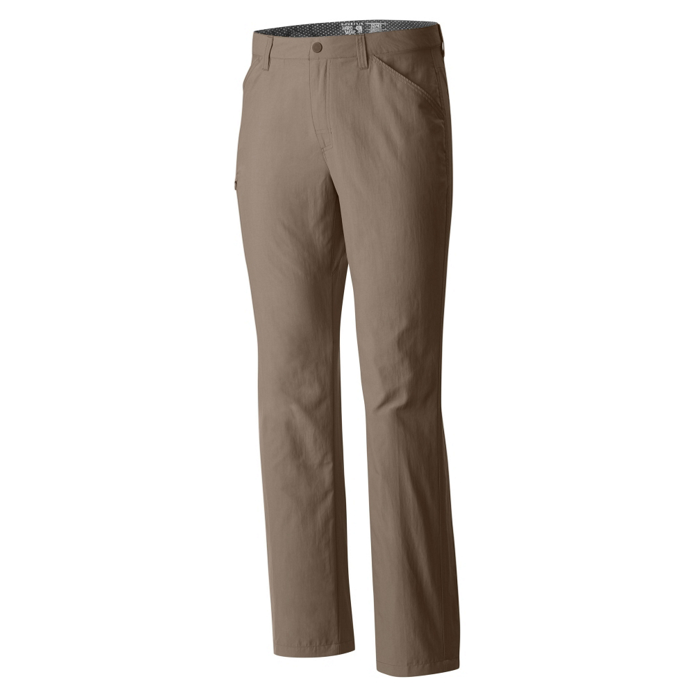 mountain hardwear mesa ii mens pants- Save 50% Off - For a lightweight pair of pants for hiking and travel pick up the Mountain Hardwear II Pants.  These pants are lightweight and quick drying so you stay comfortable all day long.  The full length gusset gives you added mobility for even more comfort. A zip security pocket and knife ridge pocket provide you with some desired storage space.  Zip Security Pocket,  Knife Ridge Pocket,  Unique Mountain Hardwear Compression Pocket,  Material: Canyon Twill, Articulated Knee: No, Cargo Pockets: No, Warranty: Lifetime, Waist: Beltloops, Material: Synthetic, Water Resistant: No, Casual Pant Fit: Regular, Recommended Use: Hiking/Camping, Sun Protection: , Quick Drying: Yes, Model Year: 2016, Product ID: 416931, Model Number: 1649011297-32 30, GTIN: 0887487696861