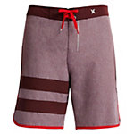 Hurley Phantom Block Party Heather Boardshorts