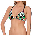 Body Glove Maka Flare Bathing Suit Top
