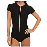 Next Good Karma Zip One Piece Swimsuit