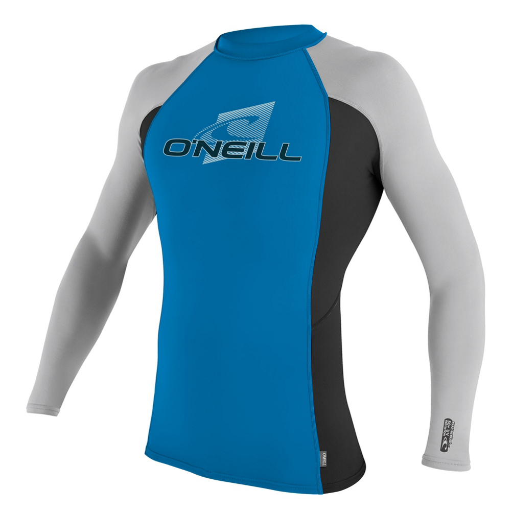 O'Neill Skins Long Sleeve Crew Mens Rash Guard