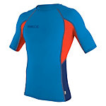ONeill Skins Graphic Short Sleeve Mens Rash Guard