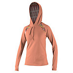 ONeill Skins Long Sleeve Print Hoodie Womens Rash Guard