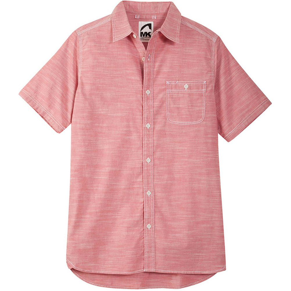 Mountain Khakis Mountain Chambray Mens Shirt