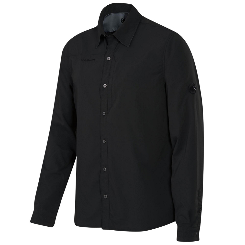 Mammut Tempest Long Sleeve Mens Shirt