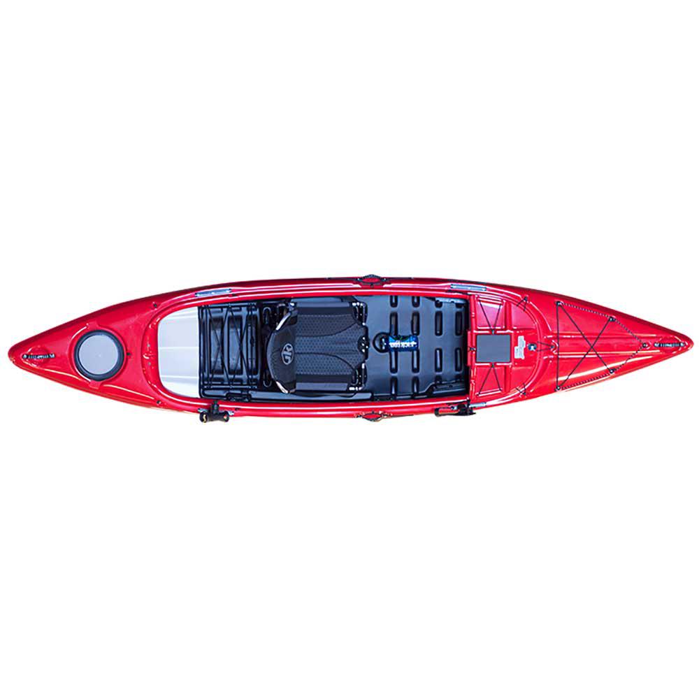 Jackson Kayak Kilroy LT Kayak -  KILLT131RED_16