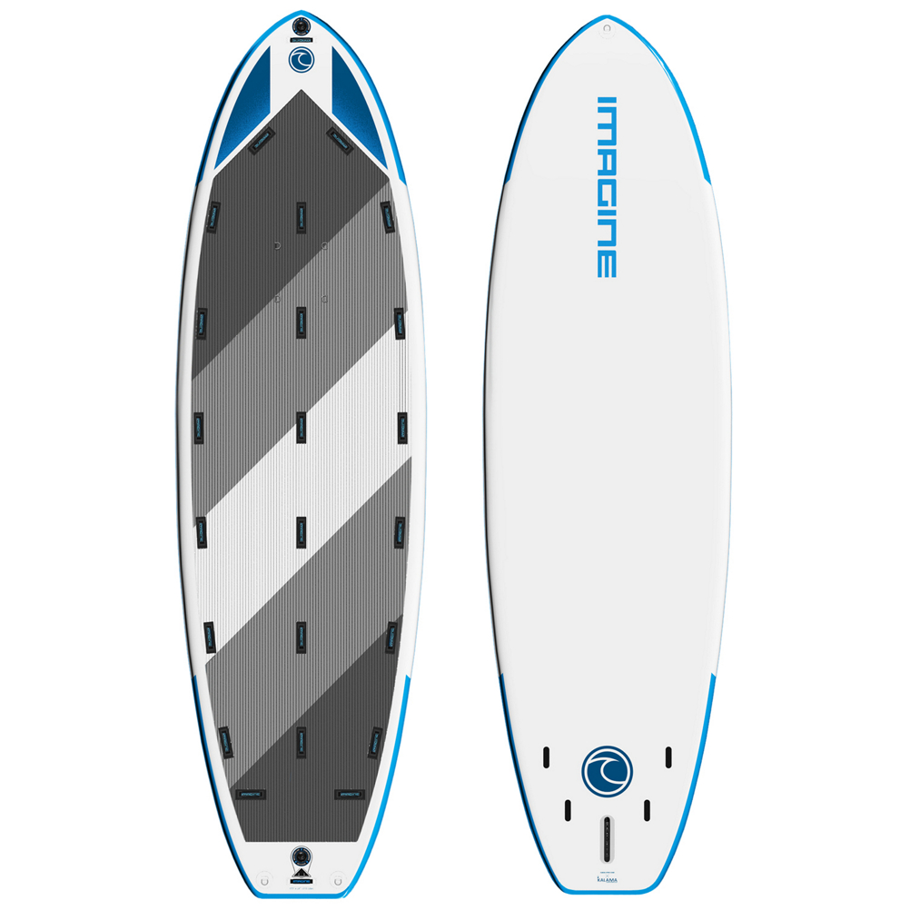 Imagine Surf 17 Invader Inflatable Stand Up Paddleboard