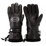 Rossignol Winters Heat Leather Mens Heated Gloves and Mittens