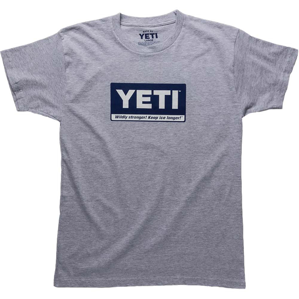 YETI Billboard Tee Mens T-Shirt