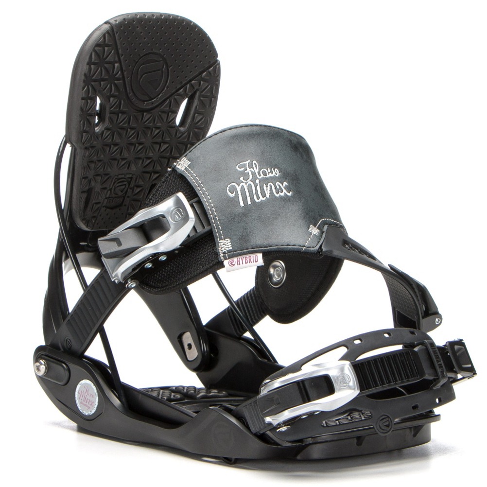 Flow Minx Hybrid Womens Snowboard Bindings