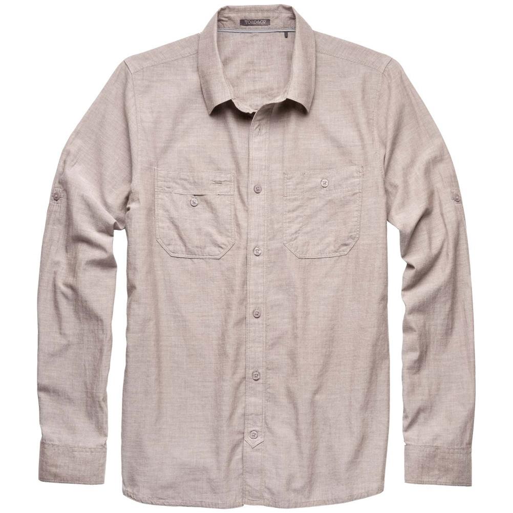 Toad&Co Honcho LS Mens Shirt 428129999