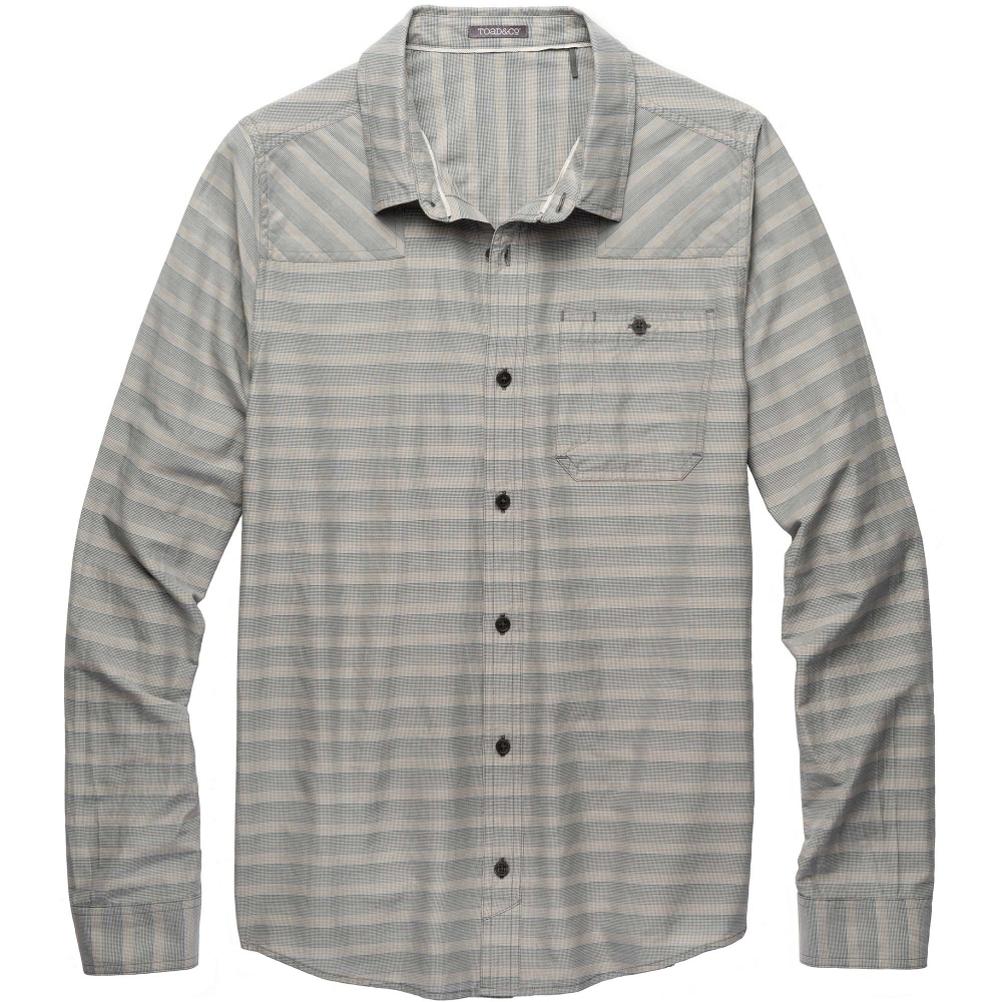 Toad&Co Wanderer LS Mens Shirt 428135999