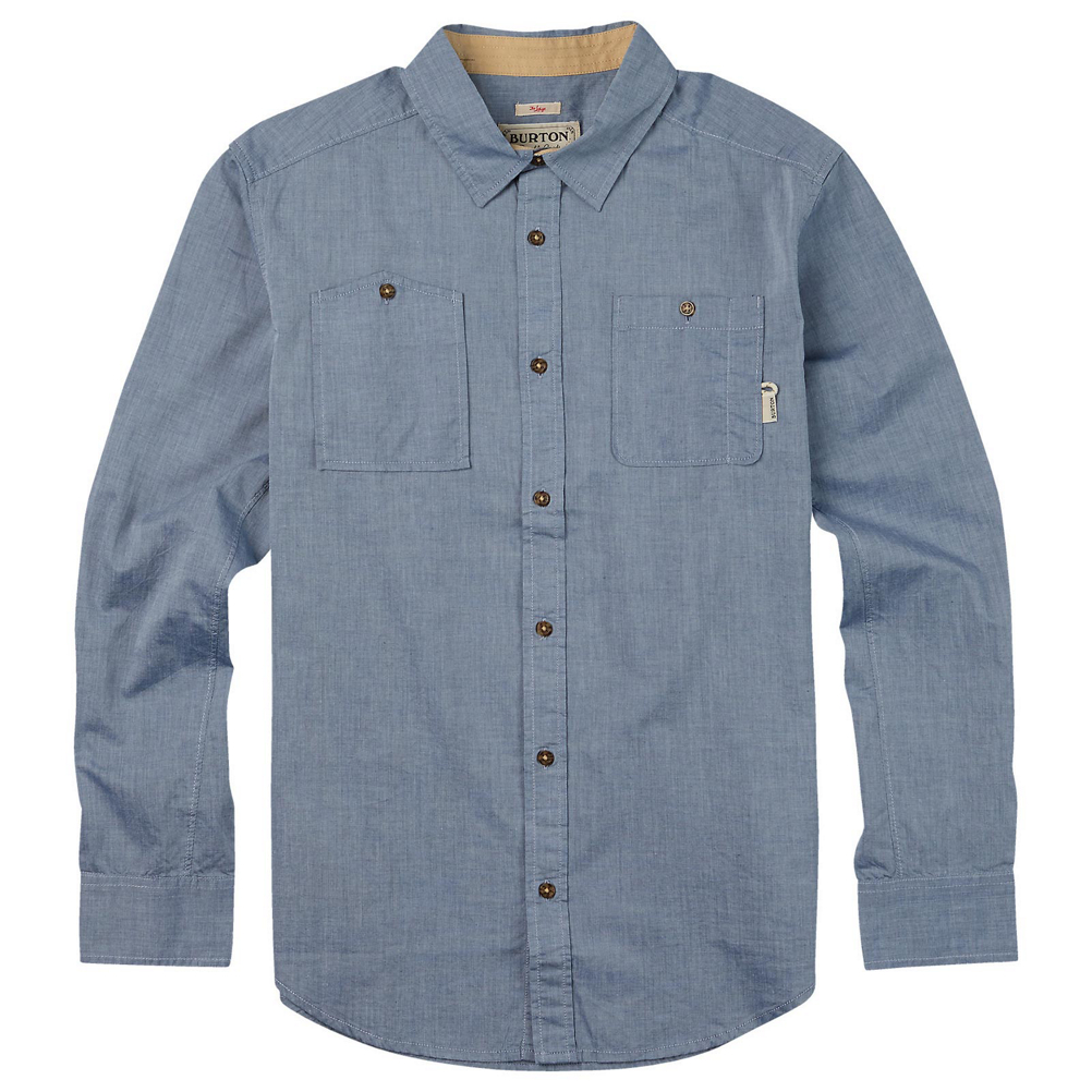 Burton Glade Long Sleeve Mens Shirt
