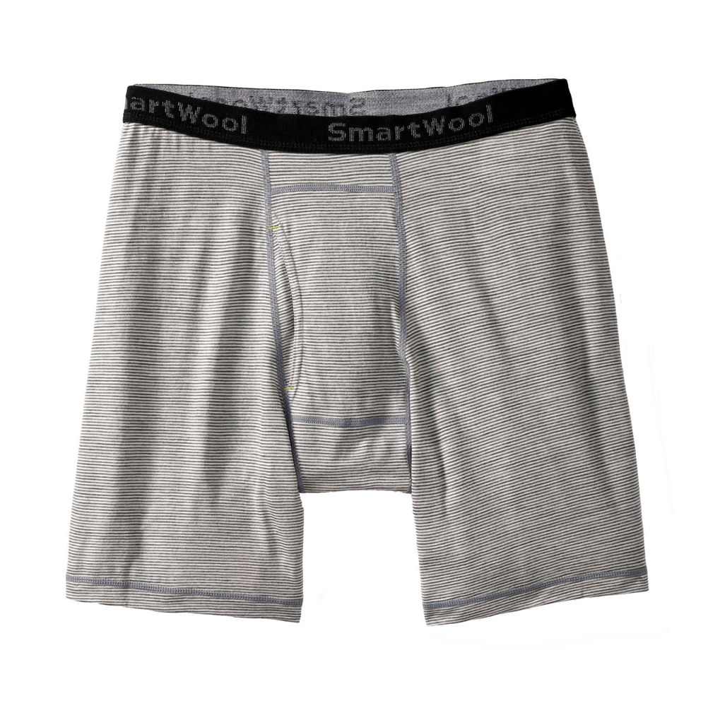 SmartWool NTS Micro 150 Pattern Boxer Brief Mens Underwear