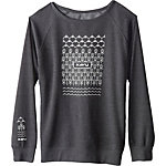 KAVU Lounge Around Womens Sweatshirt
