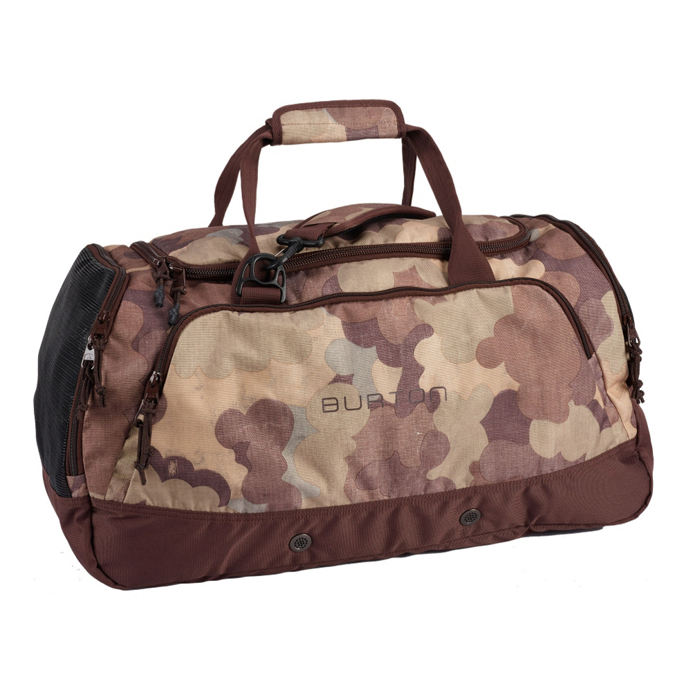 burton boothaus large snowboard boot bag 2017- Save 20% Off - Keep things casual with the Burton Boothaus Large Boot Bag.  This bag will fit your boots, shoes and other items you may need.  There is a removable shoulder strap and tote straps for two different ways to lug around the Boothaus bag.  There is a mesh side pocket that allows you to air out any stinky items you may have.  Removable Shoulder Strap and Fulltime Tote Straps,  Snowboard Boot Storage,  Adjustable Side Zippered Shoe Pocket,  Mesh Side Pocket for Vented Storage,  Warranty: Lifetime, Goggle/Sunglasses Pocket: No, Material: 600D Polyester, Weight of Bag: 2.0 lbs, Exterior Pockets: Yes, Size Dimensions: 24in x 13in x 12in, ID Tag: No, Gear Volume: 60L, Backpack Straps: No, Helmet Storage: Yes, Separate Boot Compartments: No, Model Year: 2017, Product ID: 429311, Shipping Restriction: This item is not available for shipment outside of the United States., Model Number: 11032103258, GTIN: 0889049451185