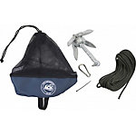 ACK Kayak Folding Anchor Kit - 1.5 Lb. 2016