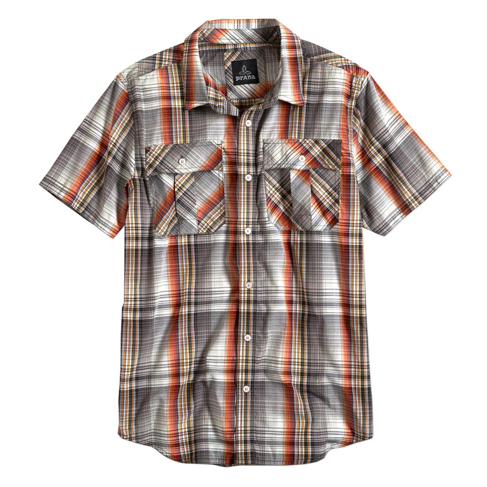 Prana Ostend Mens Shirt