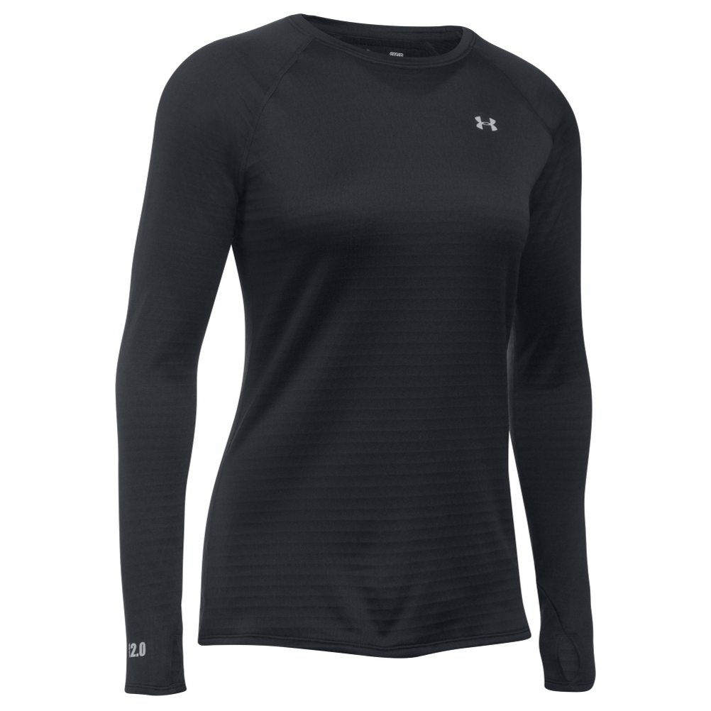 Under Armour Base 2.0 Womens Long Underwear Top