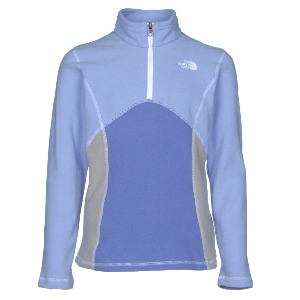 The North Face Glacier 1/4 Zip Girls Midlayer