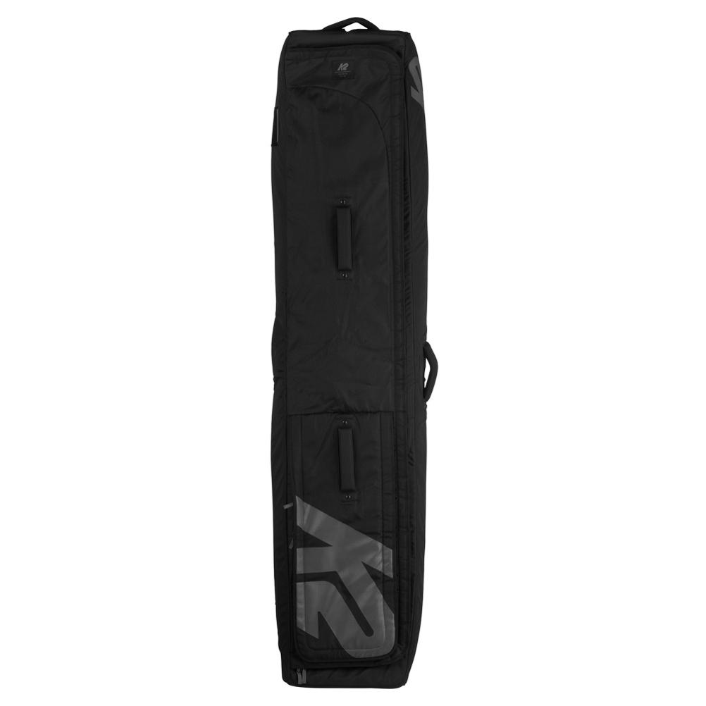 K2 All Ski Roller Wheeled Ski Bag 2017