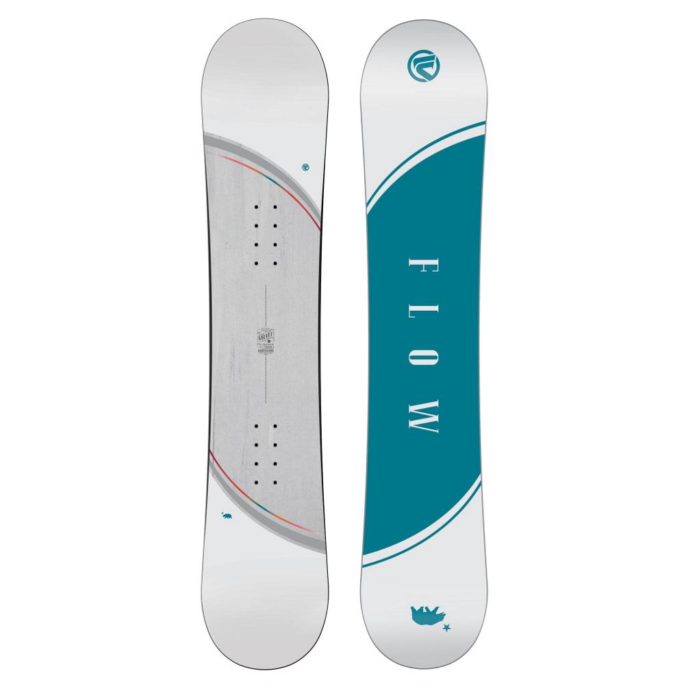 Flow Micron Velvet Girls Snowboard