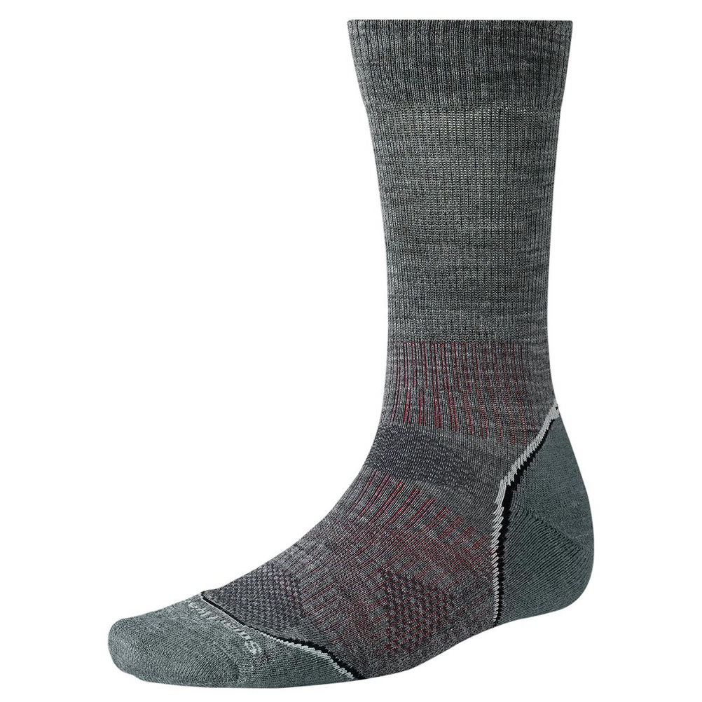 SmartWool PhD Outdoor Light Crew Mens Socks