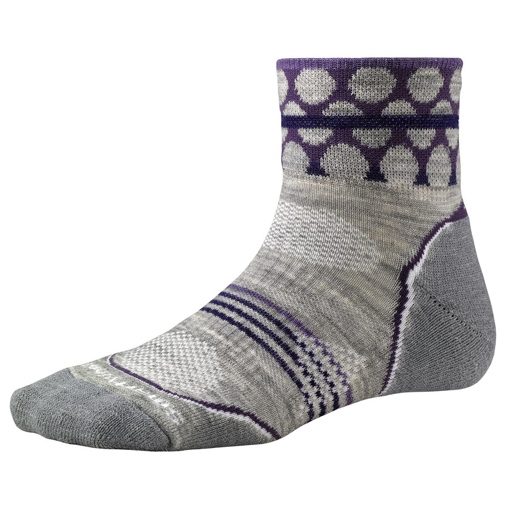 SmartWool PhD Outdoor Light Pattern Mini Womens Socks