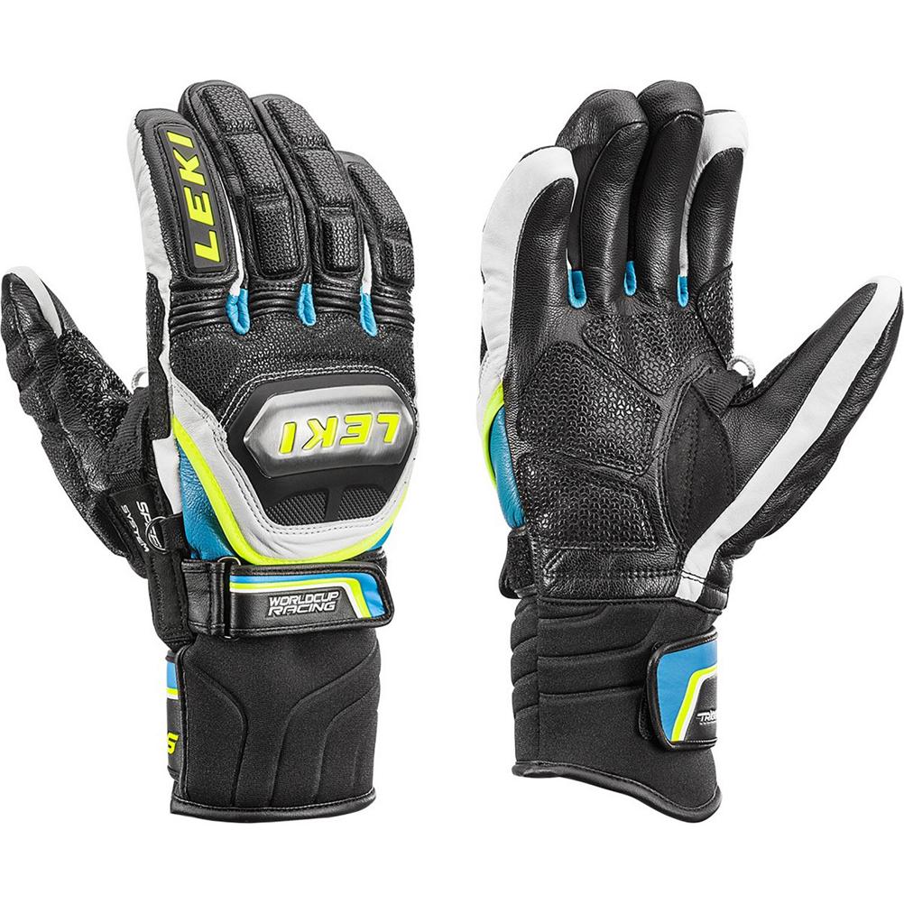 Leki World Cup Race Ti Speed System Glove Ski Racing Gloves 438862999