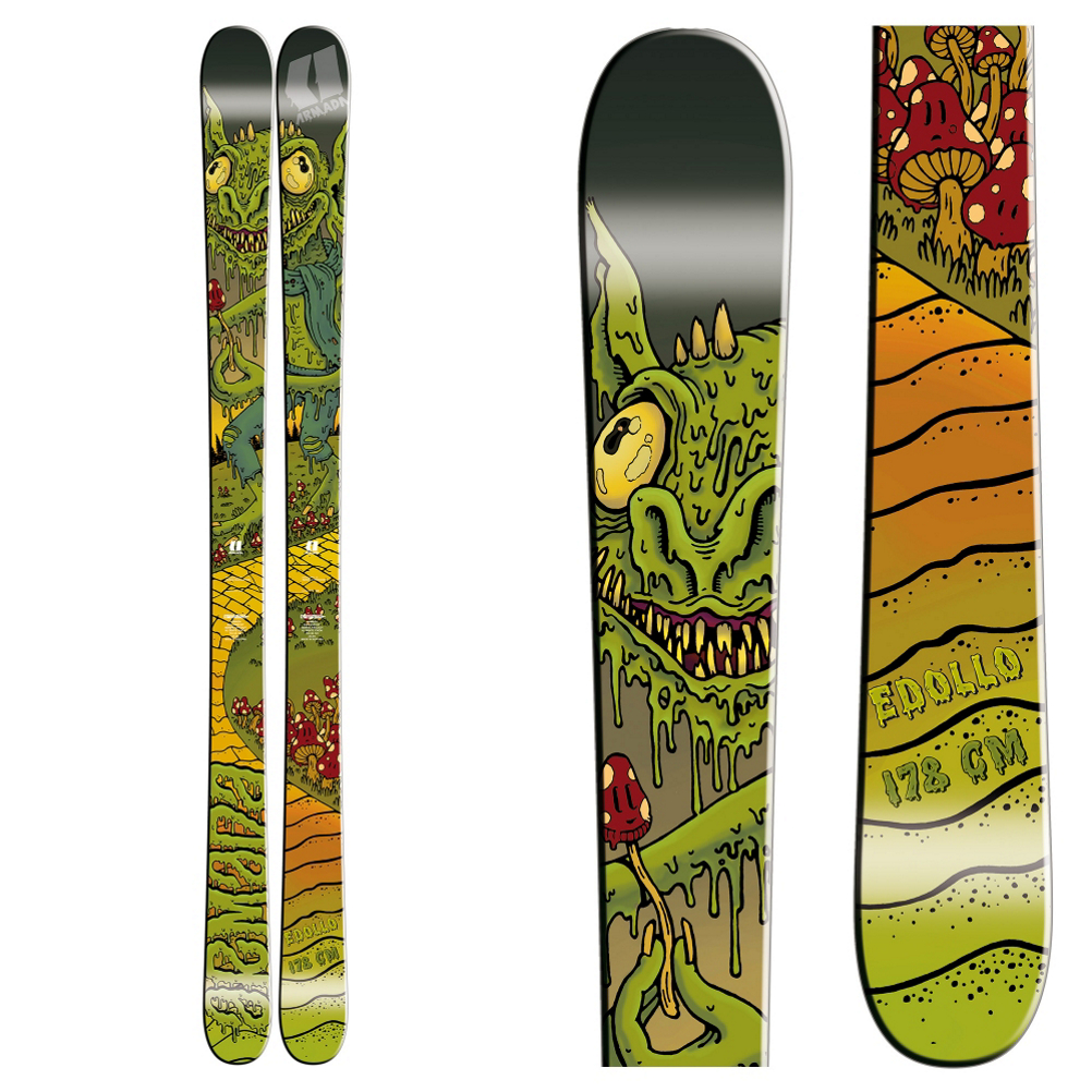 Armada Edollo Skis 2017