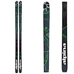 Alpina Control 64 NIS Cross Country Skis with Bindings