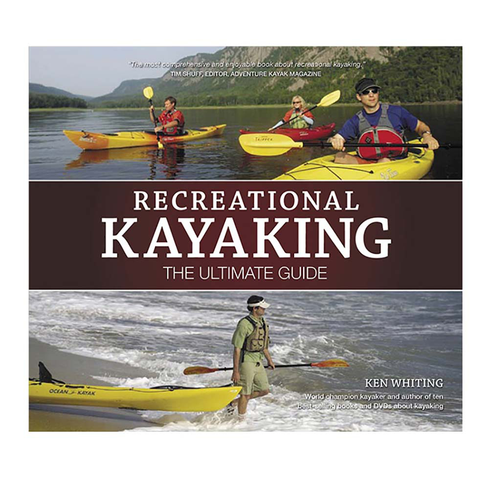 Whether you're spending time out on the water with friends and family, or hopping in your boat to enjoy the outdoors - this easy to read guide offers fun, safe tips for kayaking and allows both new and experienced paddlers to broaden their horizons.  Pages: 192,  Model Year: 2017, Product ID: 439969, Model Number: 102459, GTIN: 9781896980423